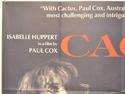 CACTUS (Top Left) Cinema Quad Movie Poster