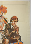 CALIFORNIA SPLIT (Top Right) Cinema One Sheet Movie Poster