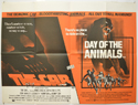 Car / Day Of The Animals  <p><i> (Double Bill) </i></p>