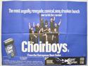THE CHOIRBOYS Cinema Quad Movie Poster