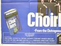 THE CHOIRBOYS (Bottom Left) Cinema Quad Movie Poster