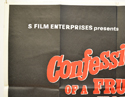 CONFESSIONS OF A FRUSTRATED HOUSEWIFE (Top Left) Cinema Quad Movie Poster
