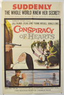 CONSPIRACY OF HEARTS Cinema One Sheet Movie Poster