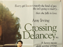 CROSSING DELANCEY (Top Right) Cinema Quad Movie Poster