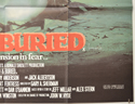 DEAD AND BURIED (Bottom Right) Cinema Quad Movie Poster