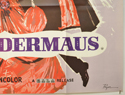 DIE FLEDERMAUS (Bottom Right) Cinema Quad Movie Poster