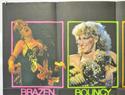 DIVINE MADNESS (Top Left) Cinema Quad Movie Poster