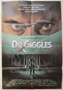 DR GIGGLES Cinema One Sheet Movie Poster