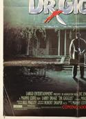 DR GIGGLES (Bottom Left) Cinema One Sheet Movie Poster