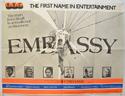 EMBASSY Cinema Quad Movie Poster