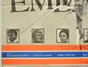 EMBASSY (Bottom Left) Cinema Quad Movie Poster