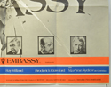 EMBASSY (Bottom Right) Cinema Quad Movie Poster