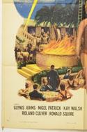 ENCORE (Bottom Left) Cinema One Sheet Movie Poster