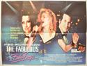 THE FABULOUS BAKER BOYS Cinema Quad Movie Poster