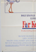 FOR KEEPS (Bottom Left) Cinema One Sheet Movie Poster