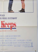 FOR KEEPS (Bottom Right) Cinema One Sheet Movie Poster