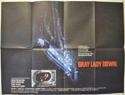 GRAY LADY DOWN Cinema Quad Movie Poster