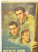 HIGH TIDE AT NOON (Top Left) Cinema One Sheet Movie Poster