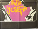 HUGO AND JOSEPHINE (Bottom Right) Cinema Quad Movie Poster