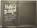 HUGO AND JOSEPHINE (Top Left) Cinema Quad Movie Poster