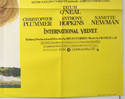 INTERNATIONAL VELVET (Bottom Right) Cinema Quad Movie Poster