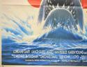 JAWS - THE REVENGE (Bottom Left) Cinema Quad Movie Poster