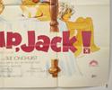 KEEP IT UP JACK (Bottom Right) Cinema Quad Movie Poster