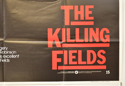 THE KILLING FIELDS (Bottom Right) Cinema Quad Movie Poster