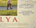 KOLYA (Bottom Right) Cinema Quad Movie Poster