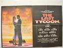 THE LAST TYCOON Cinema Quad Movie Poster