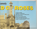 LIFE IS A BED OF ROSES (Top Right) Cinema Quad Movie Poster