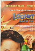 LOONEY TUNES BACK IN ACTION (Top Left) Cinema One Sheet Movie Poster