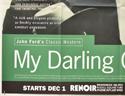 MY DARLING CLEMENTINE (Bottom Left) Cinema Quad Movie Poster