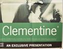 MY DARLING CLEMENTINE (Bottom Right) Cinema Quad Movie Poster