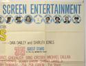 PEPE (Top Right) Cinema Quad Movie Poster