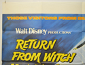 RETURN FROM WITCH MOUNTAIN (Top Left) Cinema Quad Movie Poster
