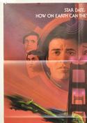 STAR TREK IV : THE VOYAGE HOME (Top Left) Cinema One Sheet Movie Poster