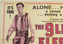 THE 9 LIVES OF ELFEGO BACA(Top Left) Cinema Quad Movie Poster