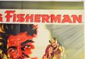 THE BIG FISHERMAN (Top Right) Cinema Quad Movie Poster