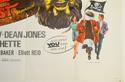 BLACKBEARD'S GHOST (Bottom Right) Cinema Quad Movie Poster