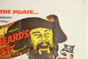BLACKBEARD'S GHOST (Top Right) Cinema Quad Movie Poster