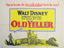 Old Yeller <p><i> (1970's re-release poster) </i></p>