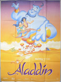 ALADDIN Cinema French Grande Movie Poster