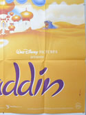 ALADDIN (Bottom Right) Cinema French Grande Movie Poster