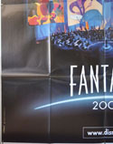 FANTASIA 2000 (Bottom Left) Cinema French Grande Movie Poster