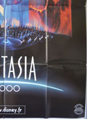 FANTASIA 2000 (Bottom Right) Cinema French Grande Movie Poster