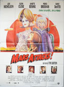 Mars Attacks <p><i> Original French Grande Poster </i></p>