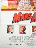 MARS ATTACKS (Bottom Left) Cinema French Grande Movie Poster