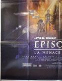 STAR WARS EPISODE 1 (Bottom Left) Cinema French Grande Movie Poster