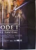 STAR WARS EPISODE 1 (Bottom Right) Cinema French Grande Movie Poster